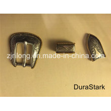 Fashion Brass Buckles with Pattern (DR-Z0211)