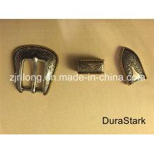 Fivelas de bronze da forma com teste padrão (DR-Z0211)
