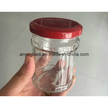 Glass Bottles for Pickle, Food, Storage Jar,