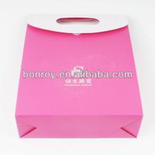 2013 лучший продавец парфюмерии мешок,бумажная сумка, бумажный мешок с низкой ценой