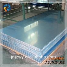 Hoja de la aleación de aluminio de la serie 1000 1060 1050 Sublimación en blanco China fabricante