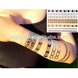 New design tattoo sticker with great price