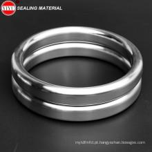 R39 Material-Ferro macio Junta de anel plana