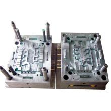 Moldeo por inyección del OEM de la precisión / molde plástico en Dongguan (LW-03677)