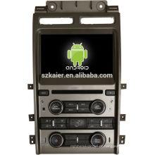 DVB-T2! Android 4.2 tela de toque do carro dvd GPS para Ford Taurus + dual core + OEM + fábrica diretamente !!