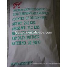 Fosfato dicálcico anhidro