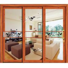 schöne Glas in China-Alu-Türen