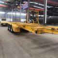 Container Skeleton Semi Trailer Truck