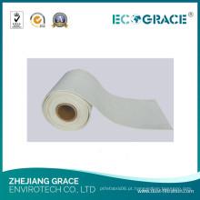 480 Graus Heat Resist Alumínio Extrusão Kevlar Nomex Felt Belt