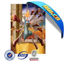 High Quality 3D Lenticular Print Large Posters