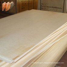 18mm Good Price birch faced plywood for furniture and decoration