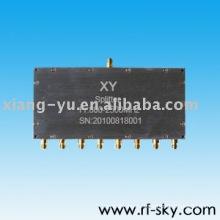 высокое качество конструкции клиента наивысшей мощности SMA в-ф 8 способ catv сплиттер