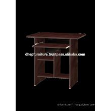 Table d'ordinateur en bois