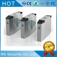China for Fare Flap Barrier Gate Entry Control Bridge Type Flap Barrier Turnstile export to Germany Importers