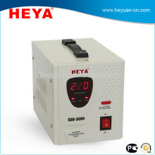 Factory sale 220VAC automatic voltage stabilizers with 4 relays or 6 relays