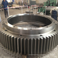 High Quality Large Modulus Steel Gear