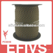Newest 550 outdoor paracord 1000feet spool free shipping
