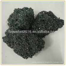 silicon carbide recycle powder(green)