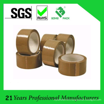 2 Inch Wide X 110 Yards 2.0 Mil Brown Packing Tape
