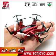 Nuevo JJRC H20 Mini RC Drone con 2.4G 6-Axis Gyro Remote Control rc Airplane 4 Channel sin cabeza Modo RTF