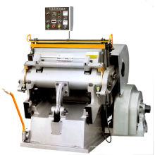 Máquina vincando RML1100 quente e corte