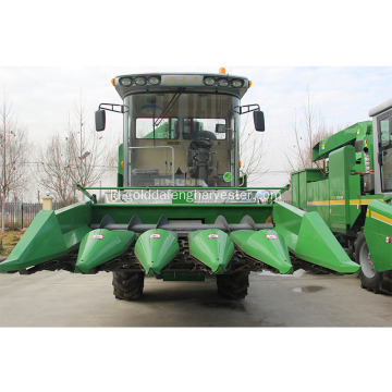 180hp self-propelled kupas jenis jagung jerami chopper