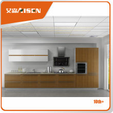 Cheap price apartment mfc kitchen furniture