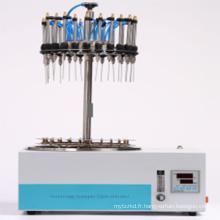 Concentrateur d'azote et compteur de concentration d'azote 24 échantillons