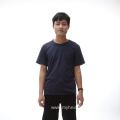 Summer combed cotton heat transfer blank T shirt
