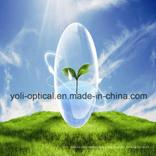 72mm UV400 Minus Spherical 1.56 Optical Resin Lenses with EMI