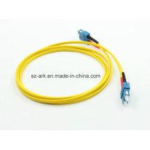 Sc Sc OS2 Duplex Fiber Optic (5M)