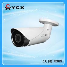 Caméra de vidéosurveillance de nouvelles technologies produit 2.0mp H.264 vision nocturne pleine couleur starlight ip bullet caméra onvif free p2p poe audio
