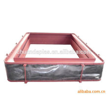Most selling products silicone fabric with high voltage products made in china