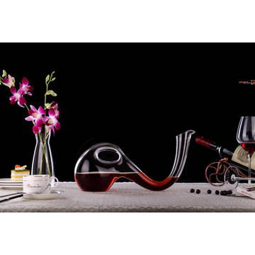 2017 Camel Shape 1000mL Wine Glass Decanter