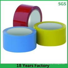 Fornecedor de fitas de embalagem de cor BOPP
