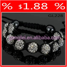 High quality shamballa bracelets