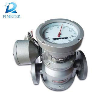 Hersteller Roots Flowmeter für Benzin