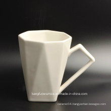 Retail Use Low Price Durable Porcelain Mug