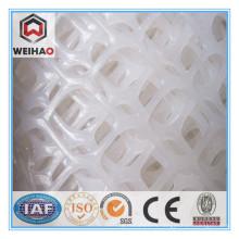 Пенопласт HDPE Экструдированная пластиковая плоская сетка, принадлежащая фабрике