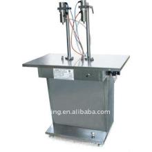 QGB Semiautomatic Internal Solvate Máquina de llenado