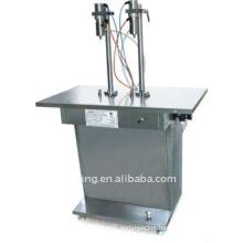 QGB Semiautomatic Internal Solvate Filling machine