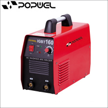 Popwel MMA IGBT 160 welding machinery welding machine