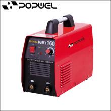 aluminum welding machines Advanced Invert Control Technology DC Inverter ARC Welding Machine IGBT 160