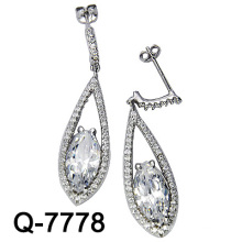 Latest Styles Earrings 925 Silver (Q-7778. JPG)