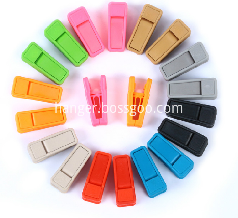 Trousers Flocking Clothes Clip