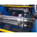 Machine de formage de rouleaux de tôle de toiture en zinc à capuchon de crête galvanisé