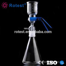 Borosilicate Glass Vacuum Filtration Funnel Filter for Solvent Filtration
