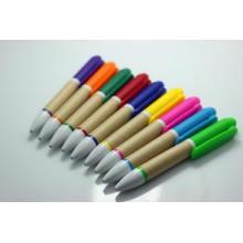 Stylo papier coloré pour promotion