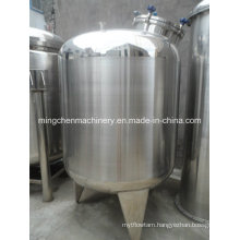 Sanitary Stainless Steel Food Grade Water Storage Tank
