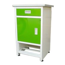 Cheap Hospital Furniture Detachable Epoxy Bedside Locker